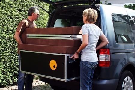 QUQUQ transforms a van to a camper within a minute | GADGET | Scoop.it