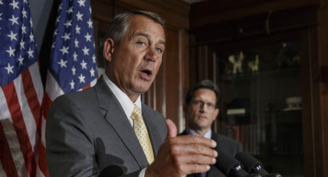 House leaders sell immigration blueprint | Nini Lam's Current Events Scrapbook | Scoop.it