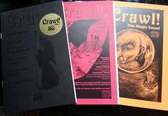 The Raskal RPG: Crawl!, a fanzine dedicated to the Dungeon Crawl Classics Role Playing Game | Jeux de Rôle | Scoop.it