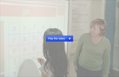 SMART Boards for English Language Acquisition - SMART Technologies | English language learning | Scoop.it