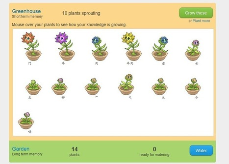 Memrise's Gamified Repetition Brings Results for Language Learning | Games and education | Scoop.it