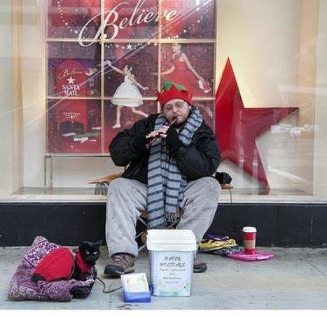 Spokane street musicians add festive flair for downtown shoppers - The Spokesman-Review | STREET POP | Scoop.it