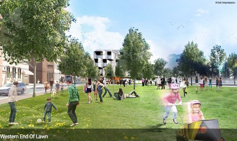 Revitalising Newcastle | Lorraine's Place and Liveability | Scoop.it