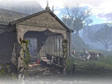 Frisland , Laluna Island - Second Life | Second Life Destinations | Scoop.it