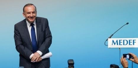 """Retraites : le baptême du feu de Pierre Gattaz   Argent et Economie """"AutreMent""""   Scoop.it"""