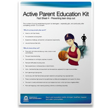 Department of Sport and Recreation | Preventing teen drop out | Senior PE TGS | Scoop.it