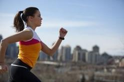 Too many female marathon runners experience breast pain: study | active physiotherapy | Scoop.it