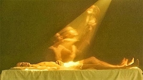 Scientist Photographs The Soul Leaving The Body | wellness | Scoop.it