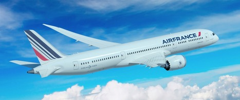 Air France to introduce its first 787 in January | Aviation & Airliners | Scoop.it