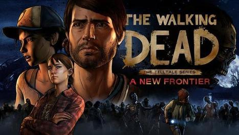 THE WALKING DEAD : A NEW FRONTIER SAISON 3, premier aperçu [Actus Jeux Vidéo] - Freakin' Geek | Freakin' Geek | Scoop.it