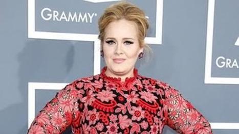 ¿Adele trabaja en un nuevo disco? | La Viola | TN.com.ar | Diseño en general | Scoop.it