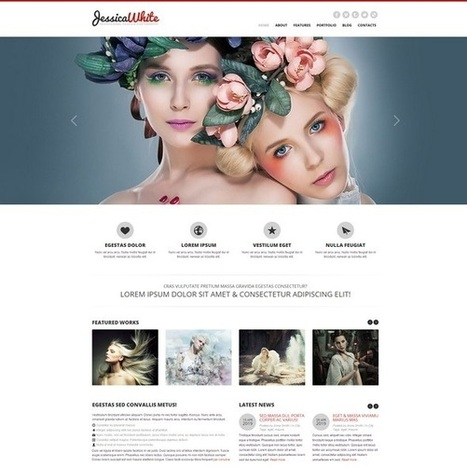 50+ Free Responsive HTML5 CSS3 Templates - CodeToUnlock | WWW.CODETOUNLOCK.COM -Technology Magazine | Scoop.it