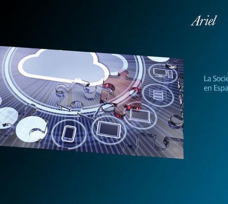La Sociedad de la Información en España 2012 | Sinapsisele 3.0 | Scoop.it