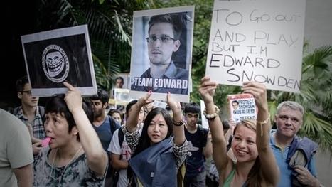 Snowden llega a Moscú tras dejar Hong Kong apoyado por WikiLeaks - Mundo -  CNNMexico.com | Saber diario de el mundo | Scoop.it