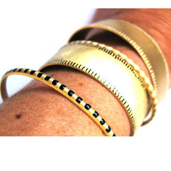 5 octobre fête ses 10 ans. Ses bijoux sont sur comptoirdesfilles.com - Comptoir des Filles | Comptoir des Filles | Scoop.it