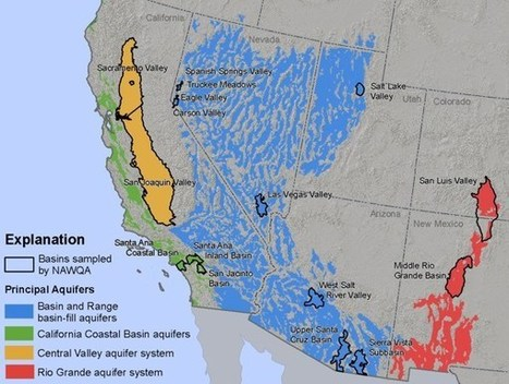 What's an Aquifer? An Interactive Guide to Understanding California's Growing Groundwater Crisis | TunstallGeog Water Conflicts (A2 Edexcel and G4 WJEC) | Scoop.it