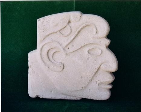 Esculturas y edificios de piedra en la civilizacion maya. | Un viaje a la América Precolombina | Scoop.it