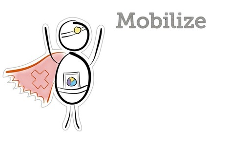 Interactive Infographic: How Physicians Use Mobile Technology | mHealth: Patient Centered Care-Clinical Tools-Targeting Chronic Diseases | Scoop.it