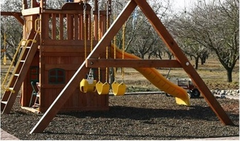 Rubber Bark - Is Playground Bark The Answer? 7 Reasons It Is | Rubber Bark | Scoop.it