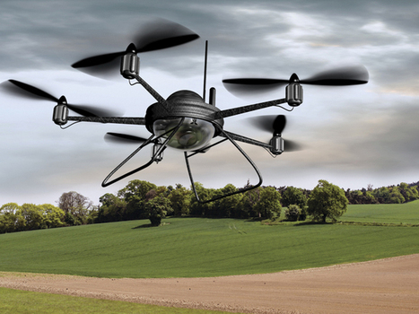 Rise of the Drones - Risk & Insurance | Complex Systems | Scoop.it