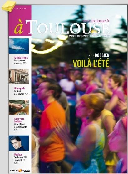 Mairie de Toulouse | Toulouse La Ville Rose | Scoop.it