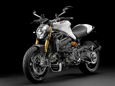 Ducati Monster 1200, 1200 S and 1200 S Stripe: add to its sporting soul with a Ducati Performance voucher worth £750 | Motorcycle Industry News | Scoop.it