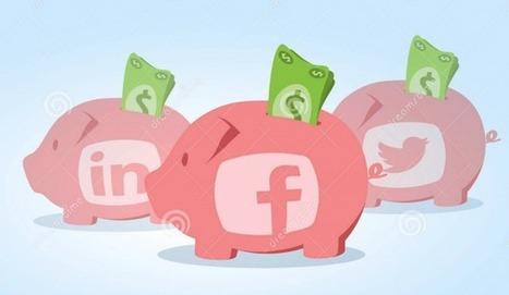 Publicité sur les réseaux sociaux : le budget va doubler d'ici à 2017 | CommunityManagementActus | Scoop.it