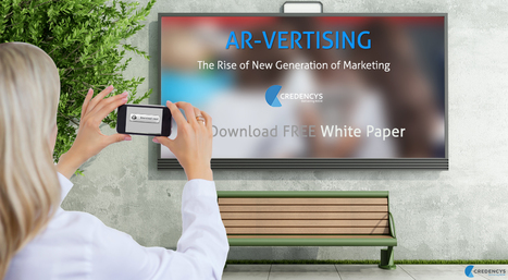 Whitepaper on Augmented Reality in Advertising | Augmented Reality | Scoop.it