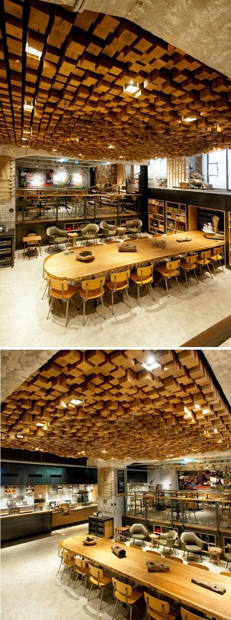 10 Amazing Ceilings | Strange days indeed... | Scoop.it