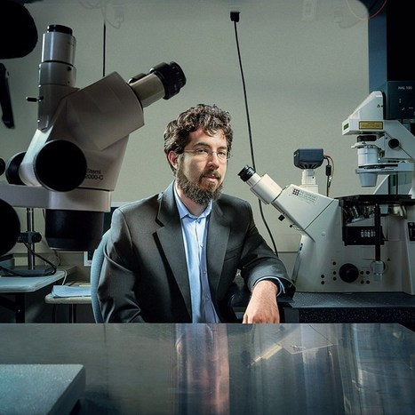 Seeing the light: Ed Boyden's tools for brain hackers | Brain Plasticity | Scoop.it
