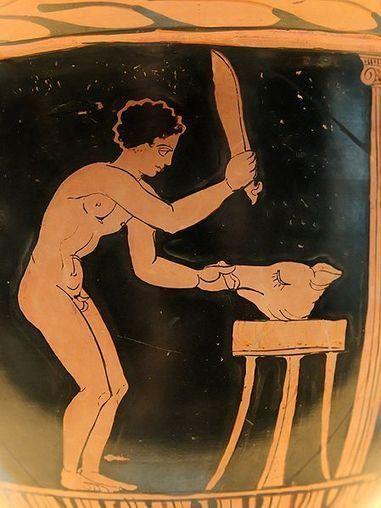 Qué y cómo comían los romanos [II]   Aquí fue Troya   Los Placeres de la Mesa   Scoop.it