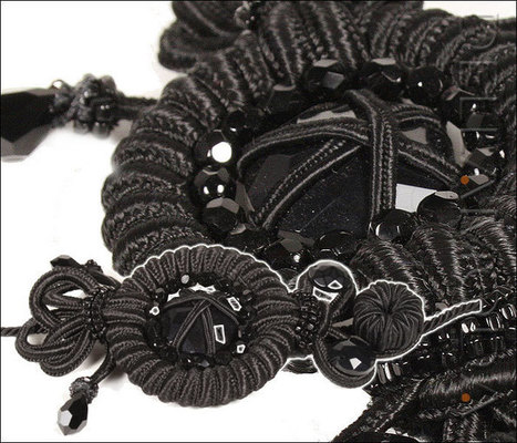 Prada bracelet passamaneria crystal Prada A01   Online Shopping   Scoop.it
