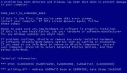 """How to Fix """"Page fault in non paged area"""" Error 