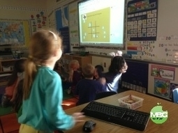 Texas K class plays live game of Tic-Tac-Toe with Montana K class using Google Docs | Tech in Kindergarten | Scoop.it