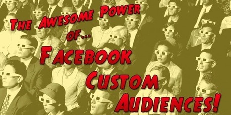 What Can Facebook Custom Audiences Do for Your Marketing Campaign? | MarketingHits | Scoop.it