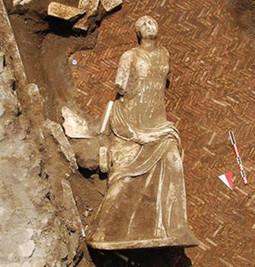 Pour la Science - Actualité - Massacre au fond d'une piscine près de Rome   Aux origines   Scoop.it