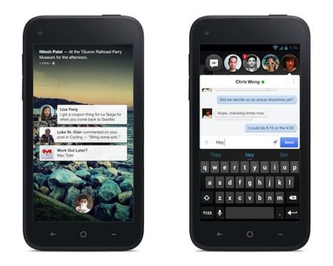 Facebook dévoile Home, une interface Android dédiée au réseau social - FrAndroid   Android's World   Scoop.it