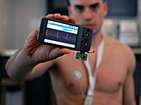 Electronic Health Tracking Increasingly Common, Researchers Say | Digital Health | Scoop.it