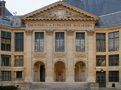 Lancement de Mazarinum, la bibliothèque numérique de la Bibliothèque Mazarine - Archimag | BiblioLivre | Scoop.it