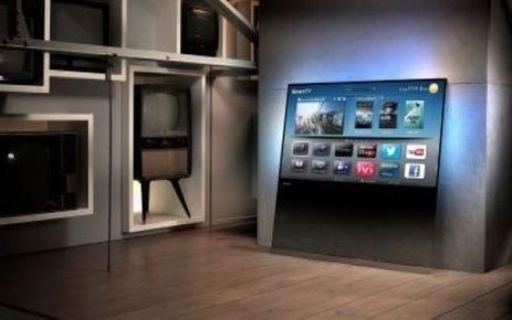 Philips lance une smart TV 3D au design lumineux - Le Parisien - Le Parisien | Déco Design | Scoop.it