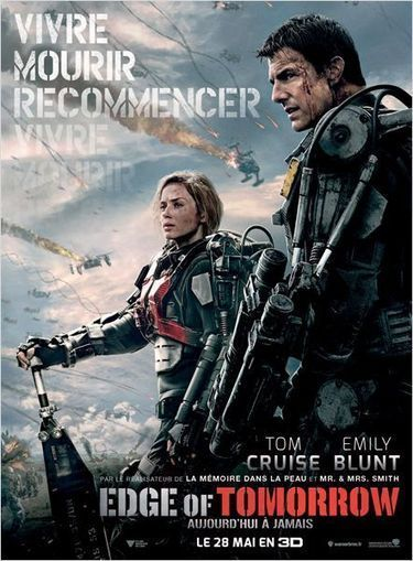 SallesObscures.com - Edge Of Tomorrow: Tom Cruise et Emily Blunt se lancent dans une course contre la montre (08/05/2014) : cinéma et DVD | Edge of Tomorrow - Premiere Stunt | Scoop.it