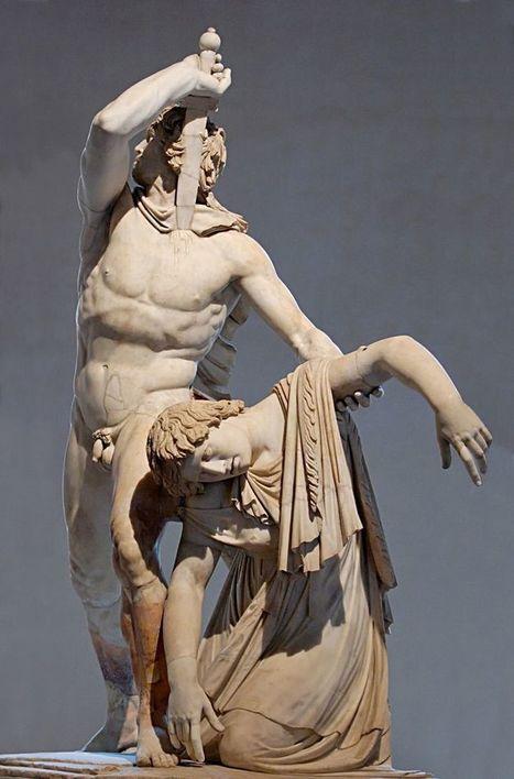 La escultura helenística | OPVS CHIRONIS | Scoop.it