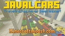 Download JavalCars Mod for Minecraft 1.7.2 - Drive cars in Minecraft | Minecraft Mods | Scoop.it