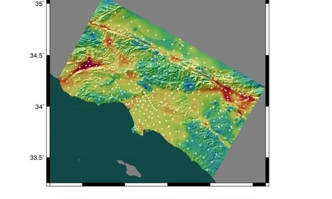 Los Angeles basin jiggles like big bowl of jelly in cutting-edge simulations | Sustain Our Earth | Scoop.it