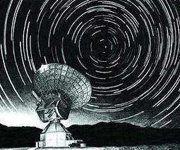 Artistic space odyssey to broadcast people's messages to the stars   More Commercial Space News   Scoop.it