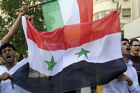 Jun21: #Syria army deserters kill 7 troops in revolt, attack on an armored convoy | Might be News? | Scoop.it