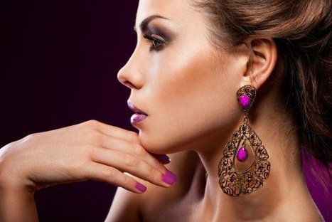 How to Match Your Makeup To Your Gemstone Jewelry | Best of the Los Angeles Fashion | Scoop.it