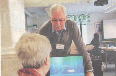 Kunskap om IT kan öka äldres livskvalité  |  Karlstads-Tidningen | Seniornet Sweden | Scoop.it