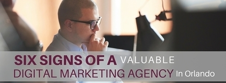 What To Look For In An Orlando Digital Marketing Agency   thriveideas   Scoop.it