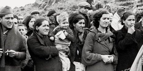 Pays basque : il y a 80 ans, les habitants d'Irun se réfugiaient à Hendaye   Cote-basque way of life   Scoop.it